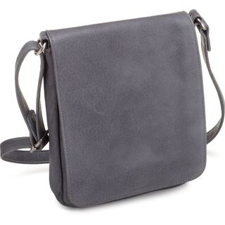 Le Donne Leather Capella Flap-over Messenger Bag