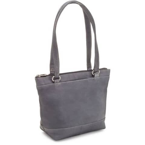 LeDonne Leather Flora Tote Bag