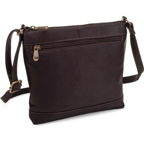 e066140473c5 Buy Leather Bags Online at Overstock   Our Best Shop By Style Deals