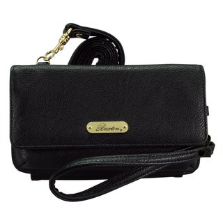 Buxton Mini Crossbody Wallet