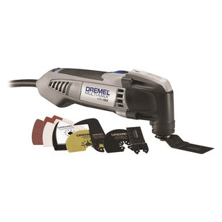 Dremel MM30-04 3.3 Amp Gray & Black Multi-Max Oscillating Tool Kit
