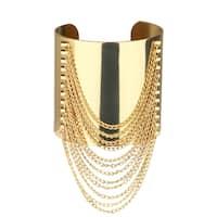 Handmade Saachi Chain Cuff Bracelet (China)