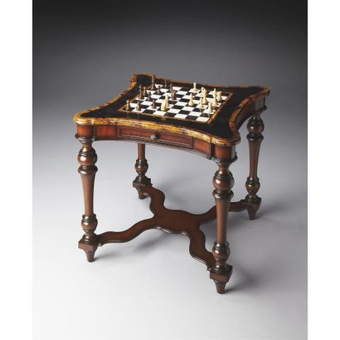 Handmade Butler Heritage Game Table (Philippines)
