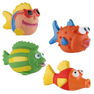 Bubble Fish Water-squirting Animals