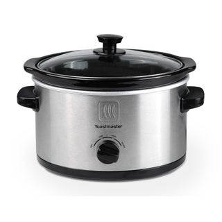 Toastermaster 4-quart Slow Cooker