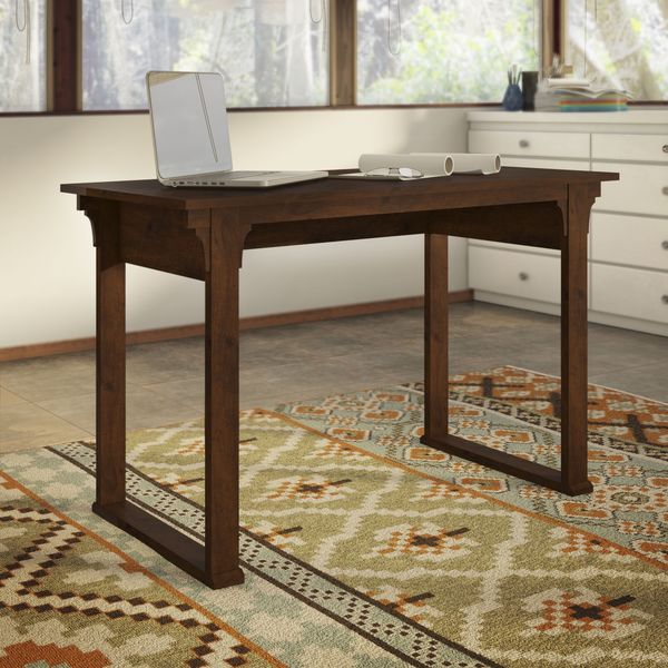 Furniture Mission Creek Collection 48W Antique Cherry Writing Desk