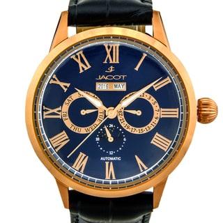 Jacot Bolivar Men's Automatic Master Calendar Watch