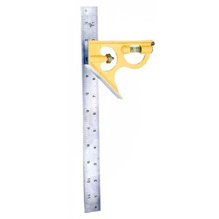 "Mayes 10225 12"" Combination Square"