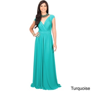 Green Evening & Formal Dresses - Overstock.com Shopping - Designer ...