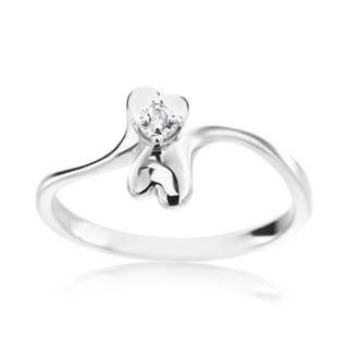 SummerRose 14k White Gold Fashion Diamond Ring (H-I, SI2-I1 clarity)