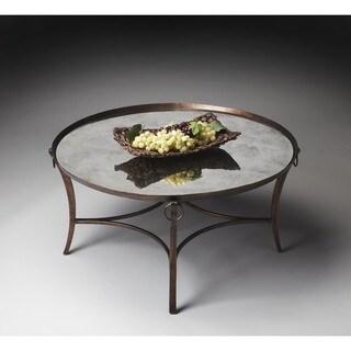 Butler Metalworks Cocktail Table (Option: Copper)