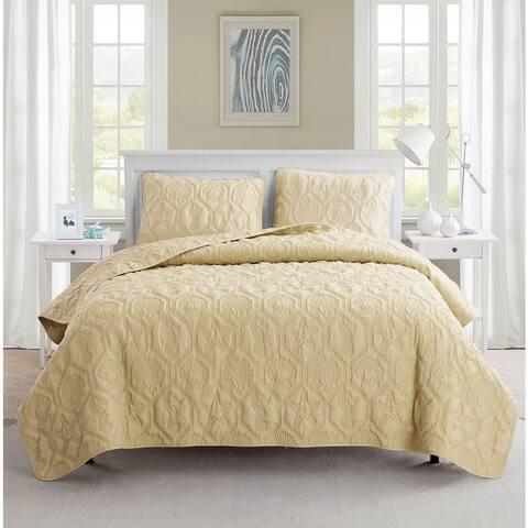 VCNY Shore 3-piece Quilt Set
