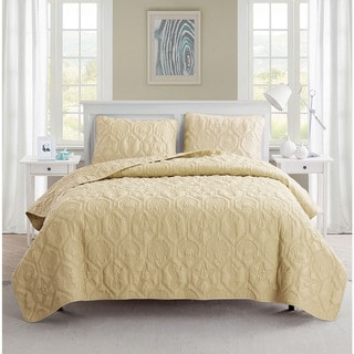 Link to VCNY Shore 3-piece Quilt Set Similar Items in Quilts & Coverlets
