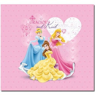 "Trends Princess Glitter & Embossed Post Bound Album 12""X12"""