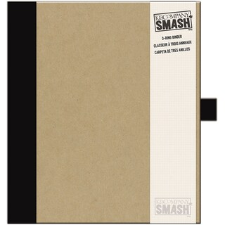 """SMASH Binder 11.5""""X10"""""""