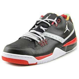 Jordan Men's 'Flight 23' Leather Athletic Shoes