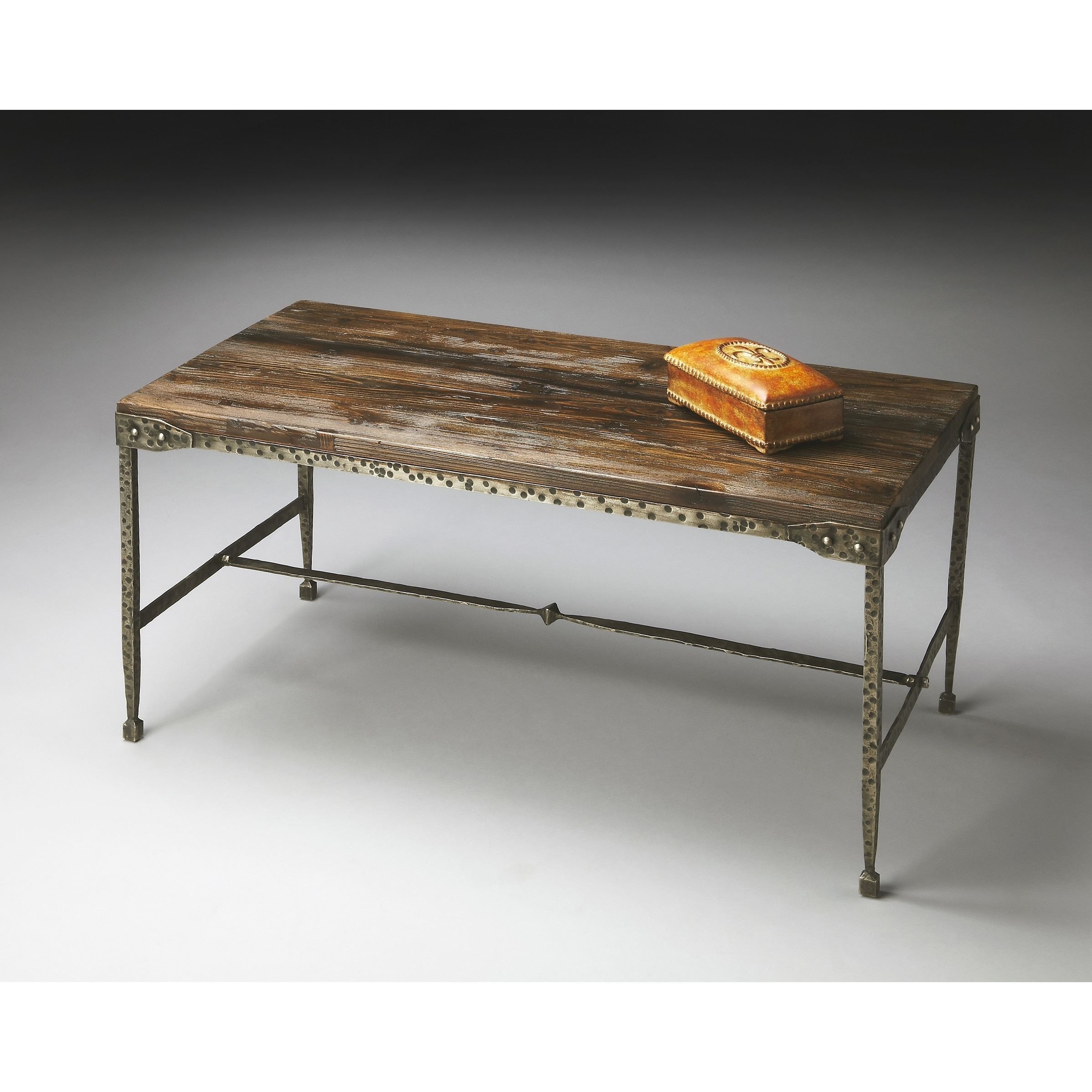 Butler Console Table Mountain Lodge Finish
