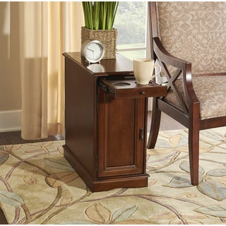 Powell Pickford Hazelnut Accent Table