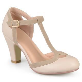 e691a0689c83 Buy Beige Women s Heels Online at Overstock