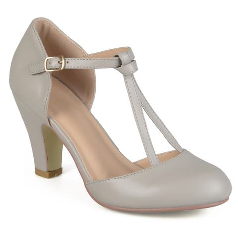 5590f7a743 Buy Grey Women's Heels Online at Overstock | Our Best Women's Shoes ...