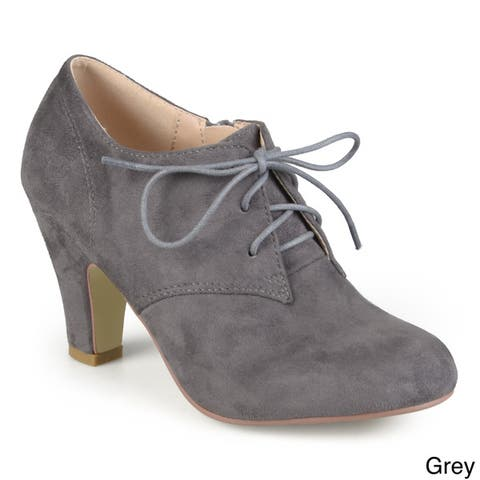 c33376d6a5c Buy Grey Women's Booties Online at Overstock | Our Best Women's ...
