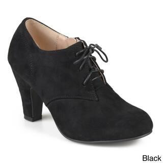8c4af3013544 Buy Black Women s Booties Online at Overstock
