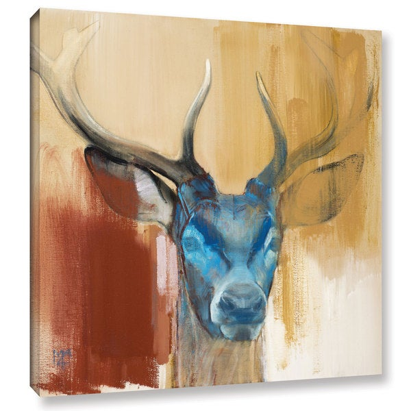 Mark Adlington's 'Mask' Gallery Wrapped Canvas