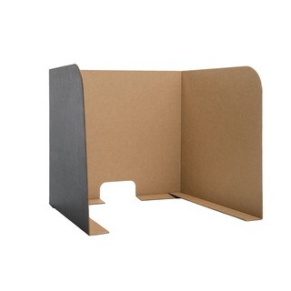 Computer Lab Large 26-inch x 23-inch x 22-inch Privacy Screen (Set of 24)