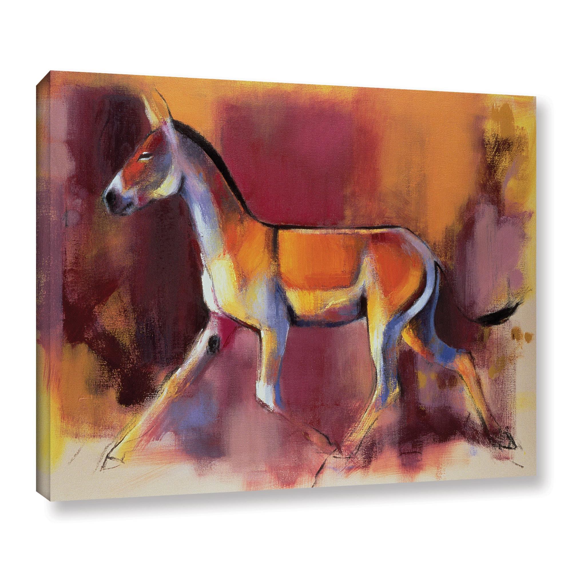 ArtWall Mark Adlington's 'Wild Ass Rann of Kutch' Gallery...