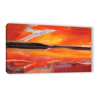 Lou Gibbs's 'Phoenix Rising' Gallery Wrapped Canvas