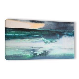 Lou Gibbs's 'Seascape' Gallery Wrapped Canvas
