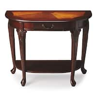 Butler Kimball Plantation Cherry Console Table