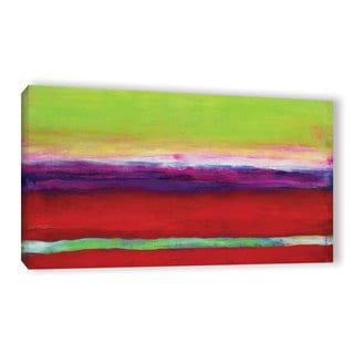 Lou Gibbs's 'Zanja' Gallery Wrapped Canvas