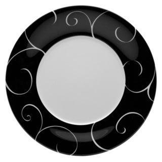 Red Vanilla Panache Salad Plates (Set of 6)