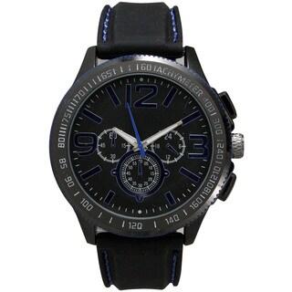 Olivia Pratt Men's Stylish 3-dial Watch