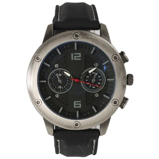 Olivia Pratt Men's 2-dial Classic Watch