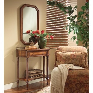 Butler Charleston Umber Console Table