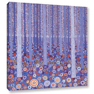 Link to David Newton's 'Blue Orange Forest' Gallery Wrapped Canvas Similar Items in Canvas Art