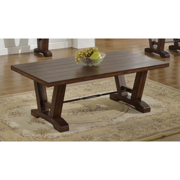Shop Best Master Furniture Weathered Oak Sleigh: Shop Best Master Furniture Hazelnut Oak 48-inch X 26-inch