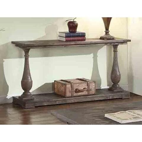 Best Master Furniture Rustic Sofa Table
