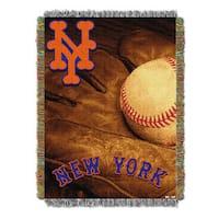 MLB 051 Mets Vintage Throw