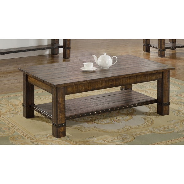 Best Master Furniture Wood Coffee Table Free Shipping Today 18941280