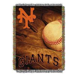 MLB 051 Giants Vintage Throw