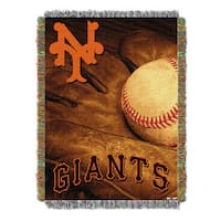 MLB 051 Giants Vintage Throw