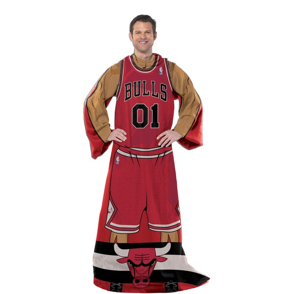 NBA 024 Bulls Uniform Comfy Throw