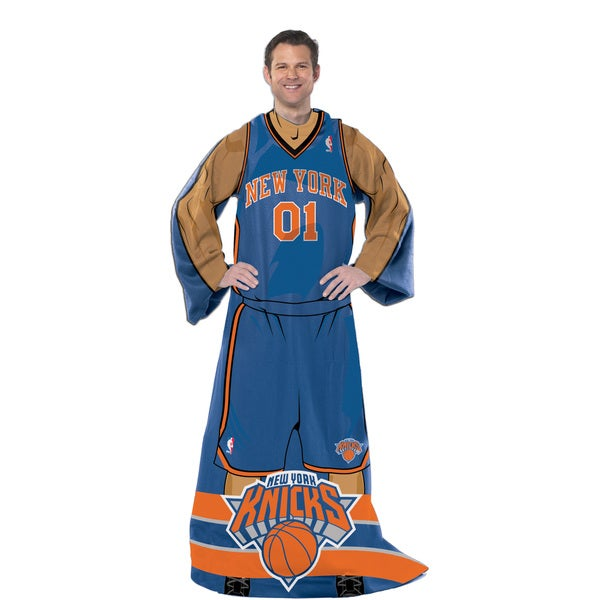 NBA 024 Knicks Uniform Comfy Throw