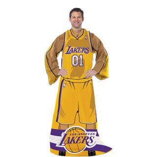 NBA 024 Lakers Uniform Comfy Throw