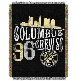 MLS 051 Columbus Crew Handmade Throw