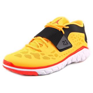 Jordan Men's Flight Flex Trainer 2 Orange/Black Synthetic Athletic Crosstraining Shoes