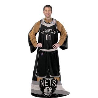 NBA 024 Nets Uniform Comfy Throw